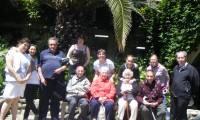 GROUPE SMR AVEC PERSONNES AGEES