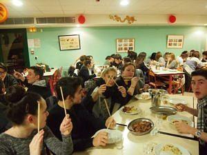 Nouvel an Chinois - Repas - Jarnac