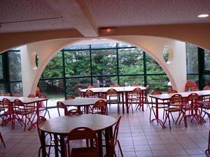 salle de restauration MFR de Jarnac