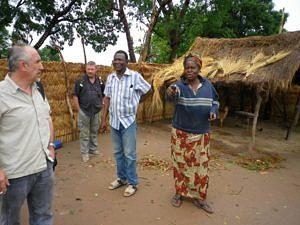 Mission Tchad Mai 2012
