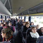 La bonne humeur du bus