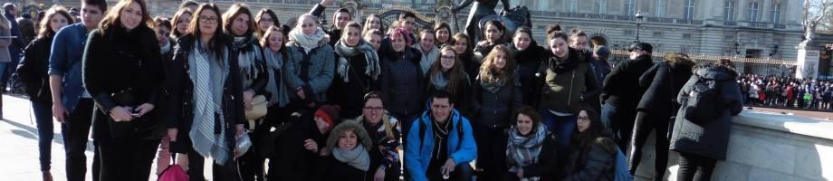 Les jeunes de la MFR de Jarnac en territoire anglais