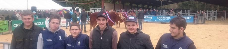 Festival de l'élevage à Chabanais